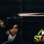 Metro Station, Album Cover (Columbia Records)